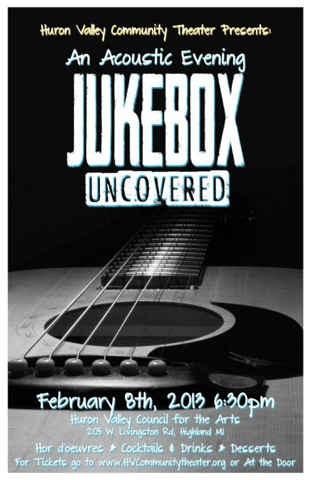 Jukebox Uncovered Poster